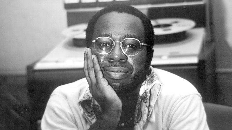 """Illustration for article titled Curtis Mayfield, """"(Don't Worry) If There's A Hell Below, We're All Going To Go"""""""