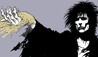 "Illustration for article titled DC's head executive puts Sandman at the ""top"" of their movie list"
