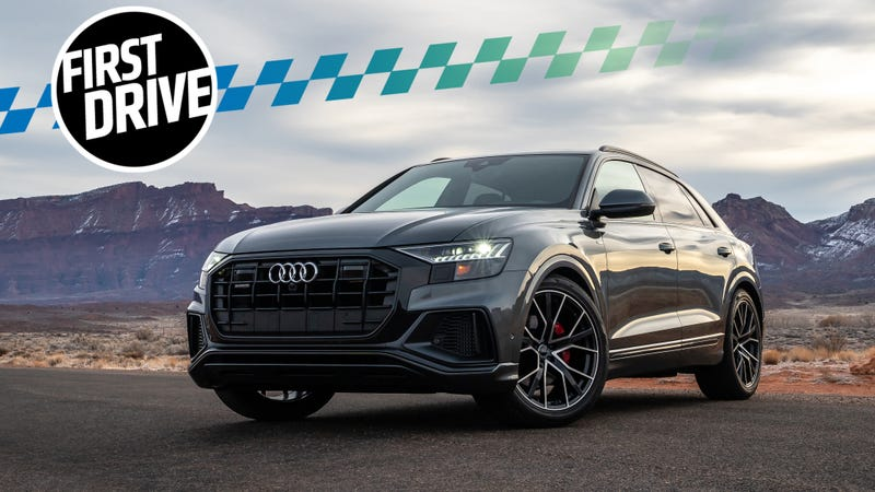 The 2019 Audi Q8 Is As Capable As It Is Polarizing