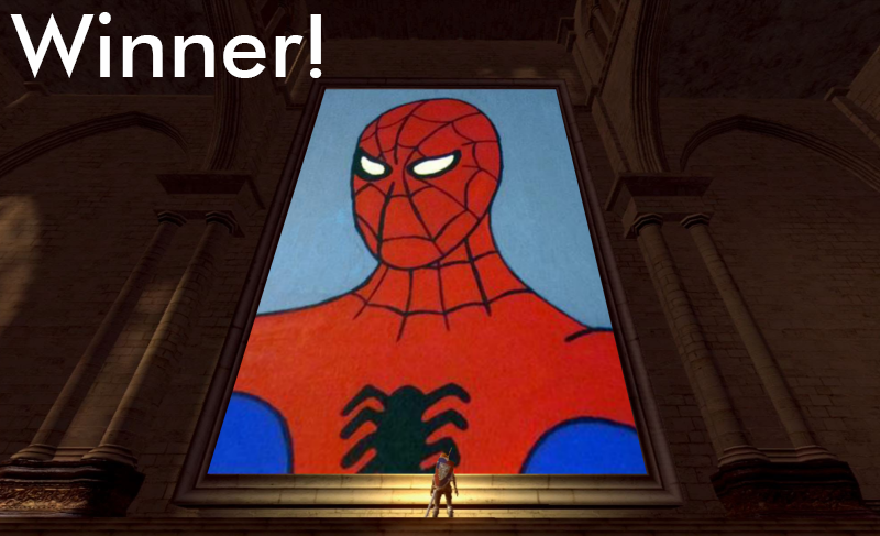 Illustration for article titled 'Shop Contest: Bring Me Pictures Of Spider-Man, Winners!