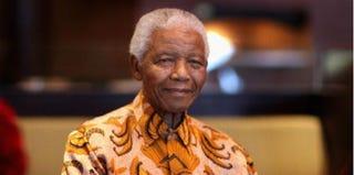 Nelson Mandela (Chris Jackson/Getty Images Entertainment)