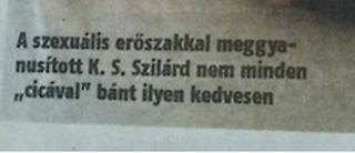 Illustration for article titled Parasztságrekord! A Bors megdöntötte Balázsék csúcsát