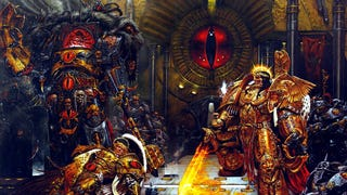 The Empire of Games Workshop is Burning.