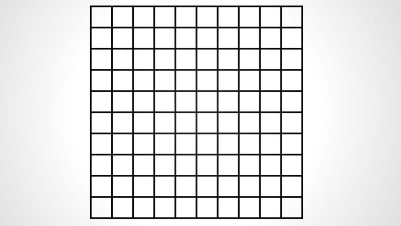 Illustration for article titled How You Can Reassess Your Daily Routine With a 100-Block Grid