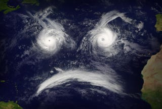 Illustration for article titled No, Female Hurricanes Are Not Deadlier Than Male Hurricanes