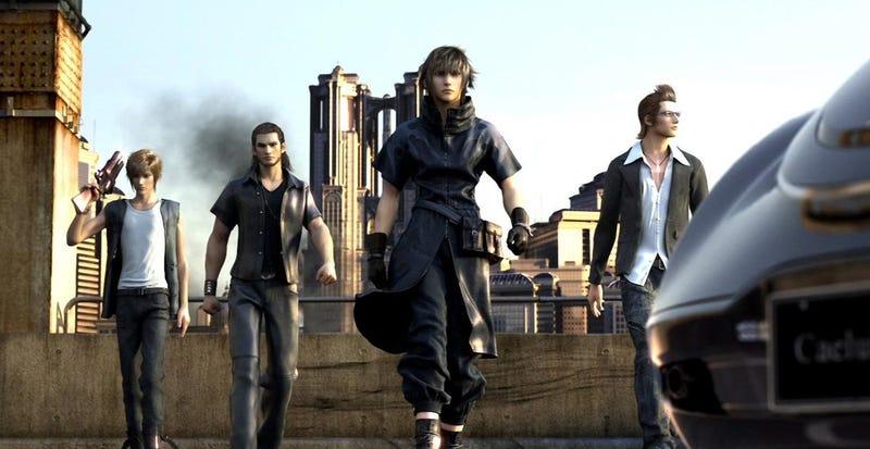 Illustration for article titled Final Fantasy XV finalmente llegará el 30 de septiembre