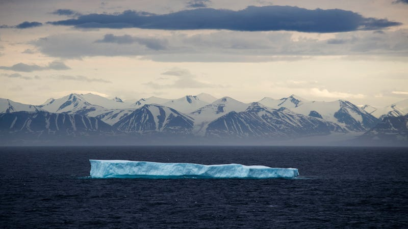 Illustration for article titled Has the Arctic Finally Reached a Tipping Point?