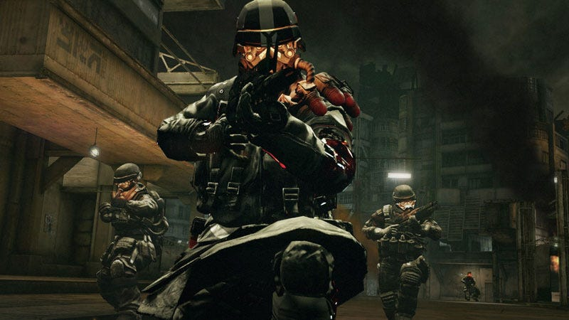 Illustration for article titled Killzone 2 Single-Player Impression