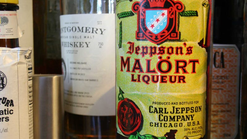 Illustration for article titled Why Chicagoans love to hate Malört