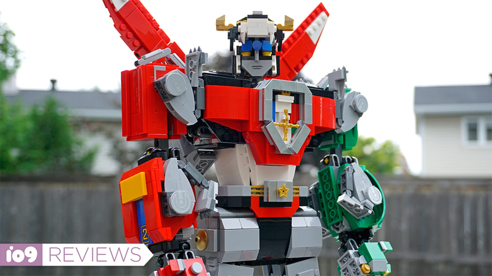 Lego's Voltron Is Wonderful Proof That Fans Are Sometimes ...