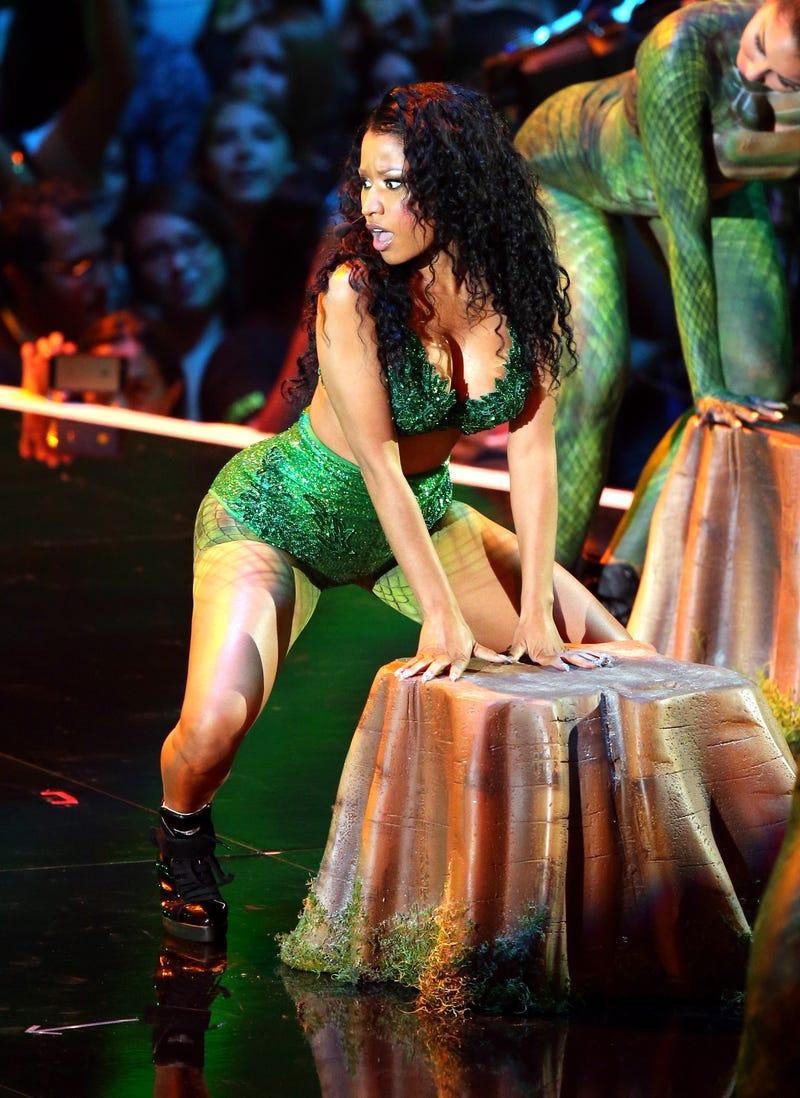 Nicki Minaj (Mark Davis/Getty Images)