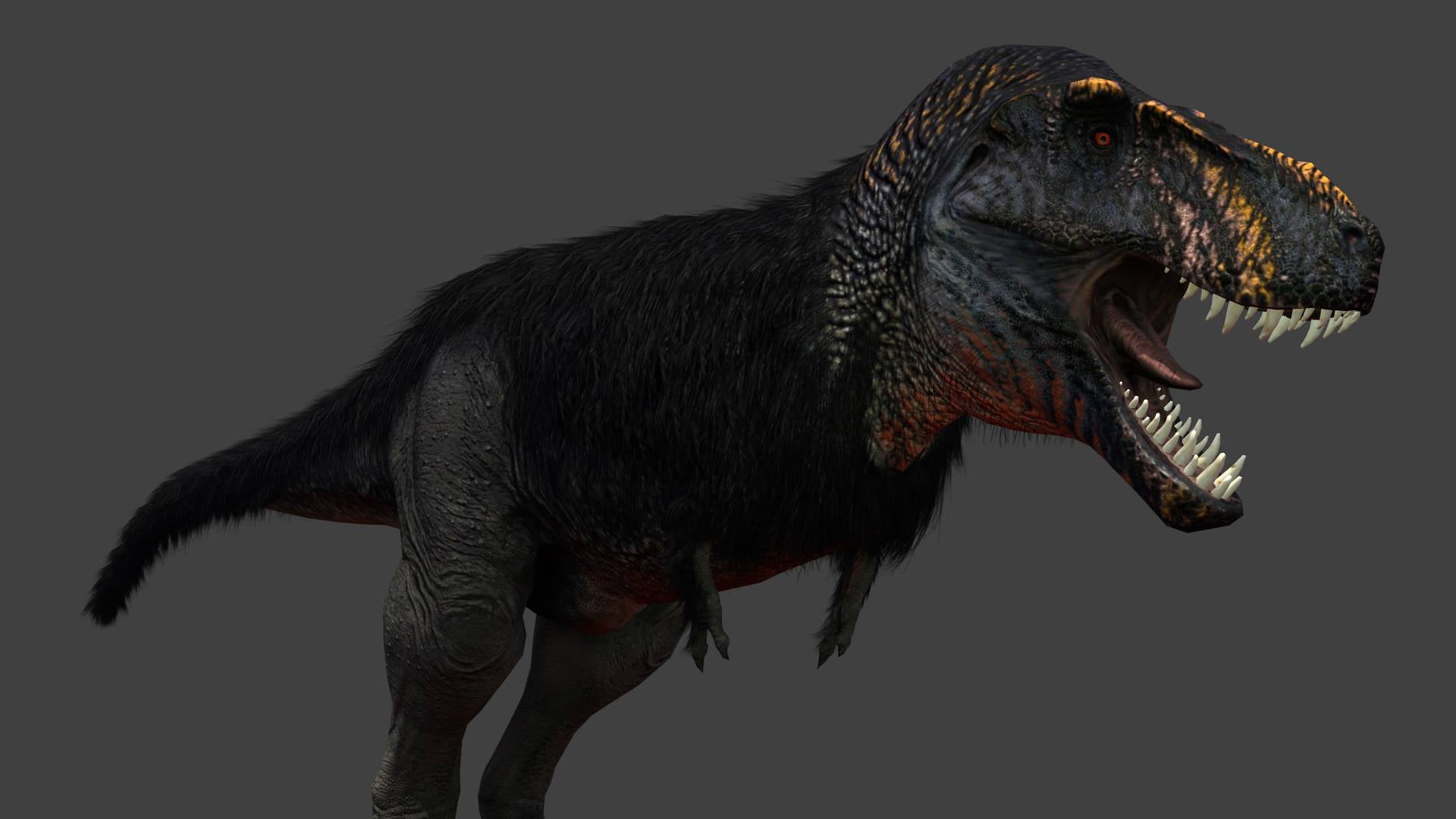 a survival game where you get to play as the dinosaurs