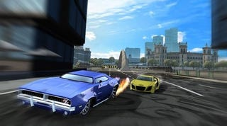 Illustration for article titled Need For Speed NITRO Hits Nov. 17
