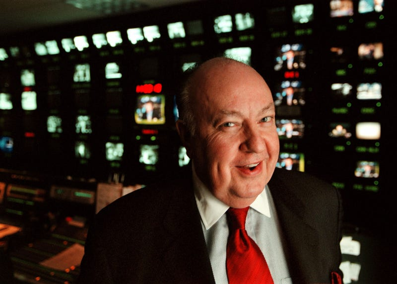 Then-Fox TV president Roger Ailes, the topic of this week's Reckonings, in 1999 (Photo: Helayne Seidman/Getty Images)