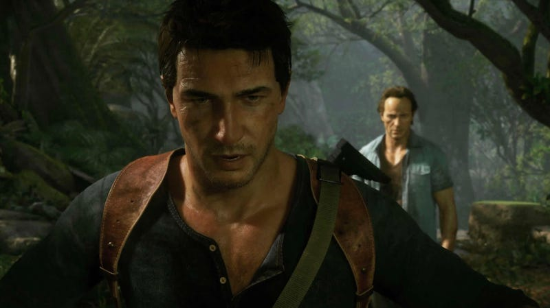 Keep hanging there, Nathan Drake. Your movie just took another L.