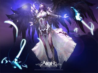 Illustration for article titled Aion Aims For Fall Launch