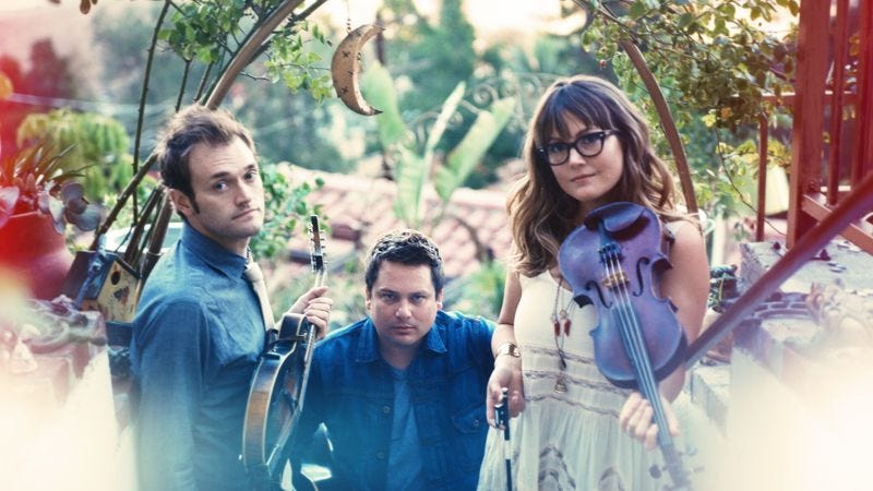 Nickel Creek returns from a 7-year hiatus with a ready-made best-of album