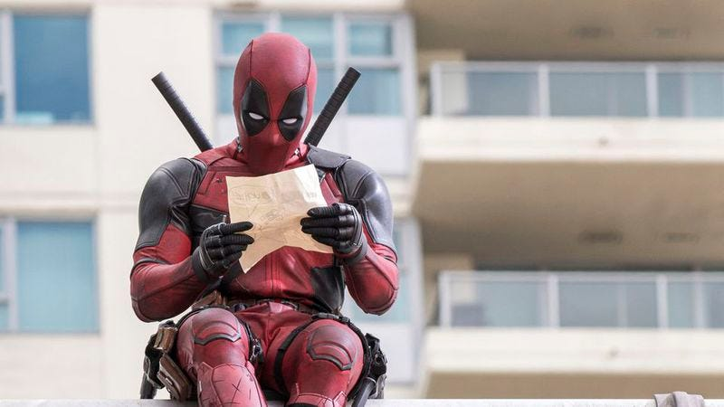 Illustration for article titled Ryan Reynolds writes touching eulogy for the kid who got to see Deadpool early