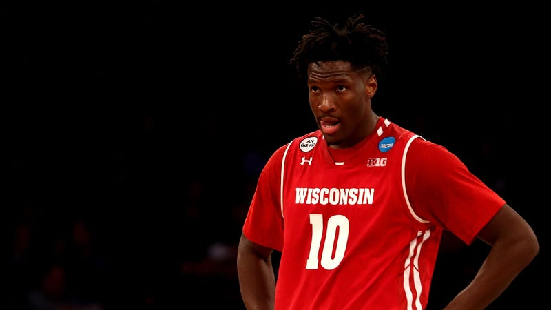 Illustration for article titled Nigel Hayes Has Some Pretty Great Ideas About How To Fix The NCAA