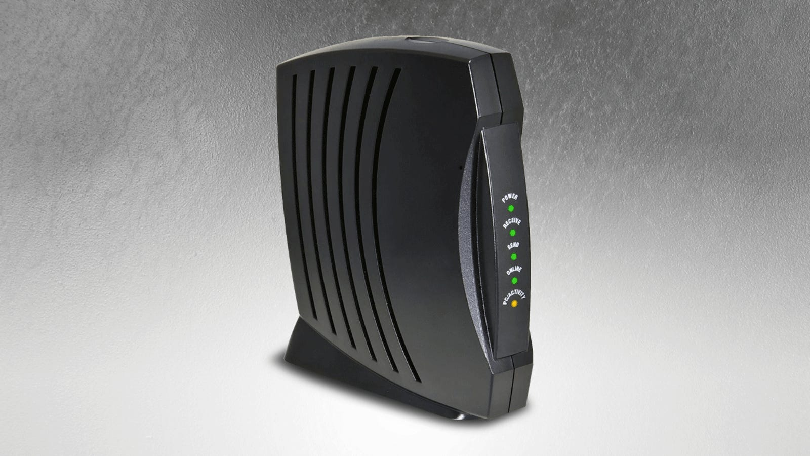 Why Does My Modem Blink Even When I\'m Not Using The Internet?