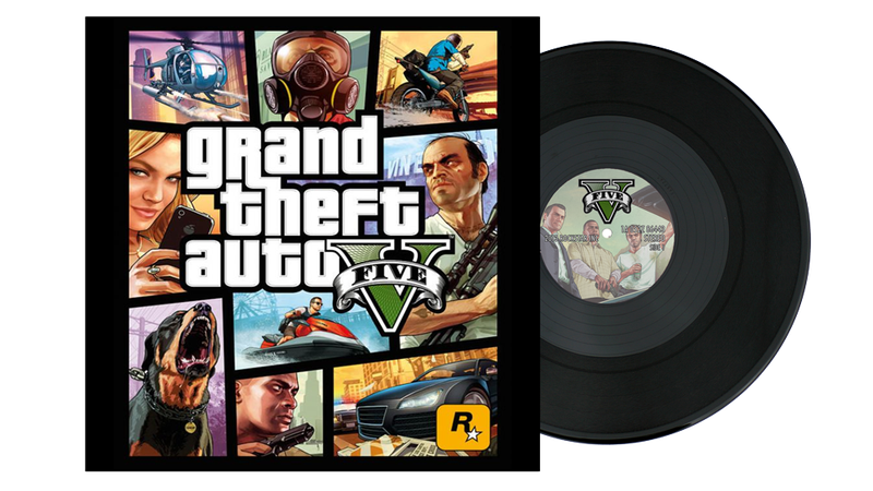 Good Lord, The GTA V Soundtrack Is Going To Be Amazing