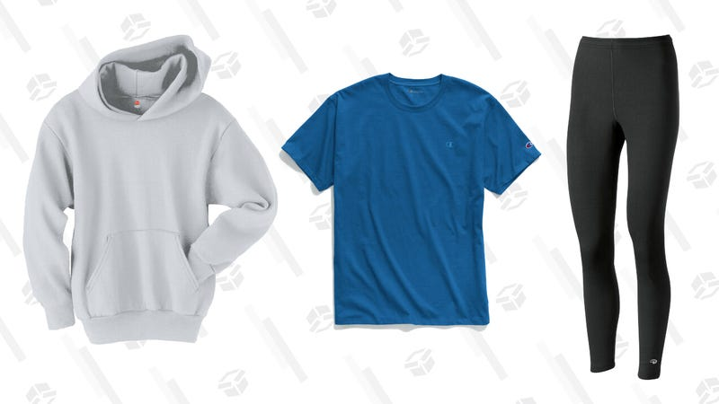 cb7c3ea85c60 Buy $25 Worth of Hanes and Champion Activewear, Get 25% Off
