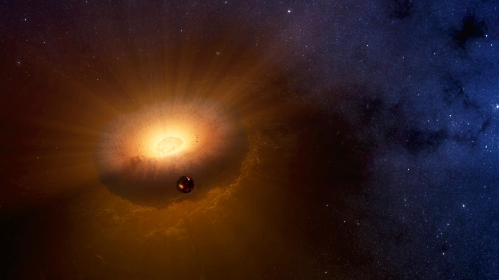 Astronomy - Magazine cover