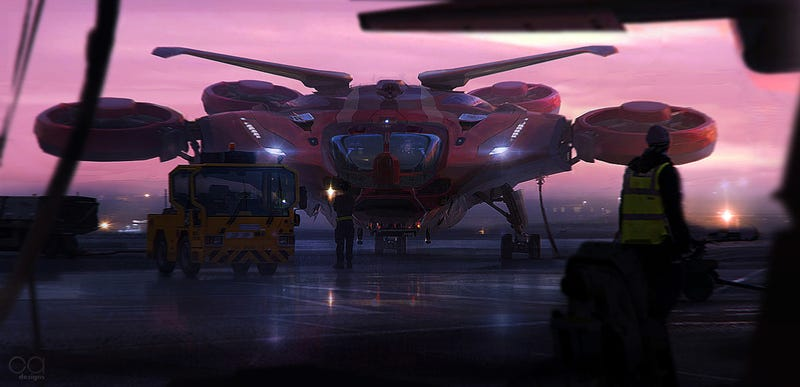 Illustration for article titled Cleared For Take-Off