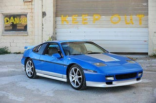 Illustration for article titled This Fiero GT Finally Has The V8 Power GM Should Have Given It in 1987
