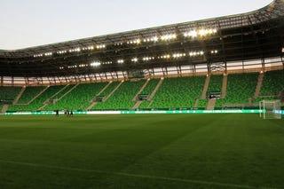Illustration for article titled A Ferencváros stadionja egyszerűen lenyűgöző, és kész