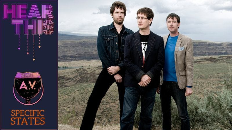 """Illustration for article titled Summer heats up as love cools down in The Mountain Goats' """"Minnesota"""""""