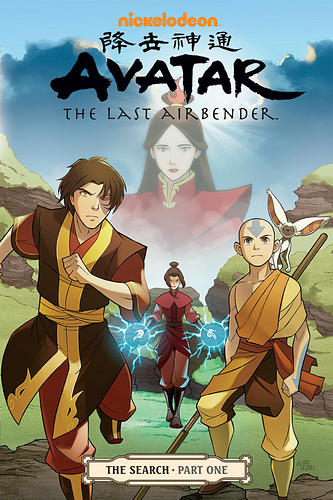 Illustration for article titled Avatar the Last Airbender new comic - any thoughts?