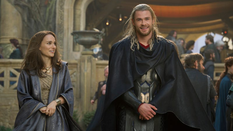 Illustration for article titled Thor: Ragnarok Is Losing Natalie Portman—But Might Get a Brand New Superhero Instead