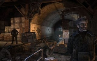 Illustration for article titled Russia Gets A Whole Lot Bleaker In Metro 2033