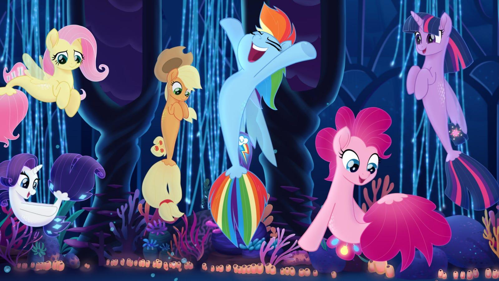 My Little Pony s big movie release