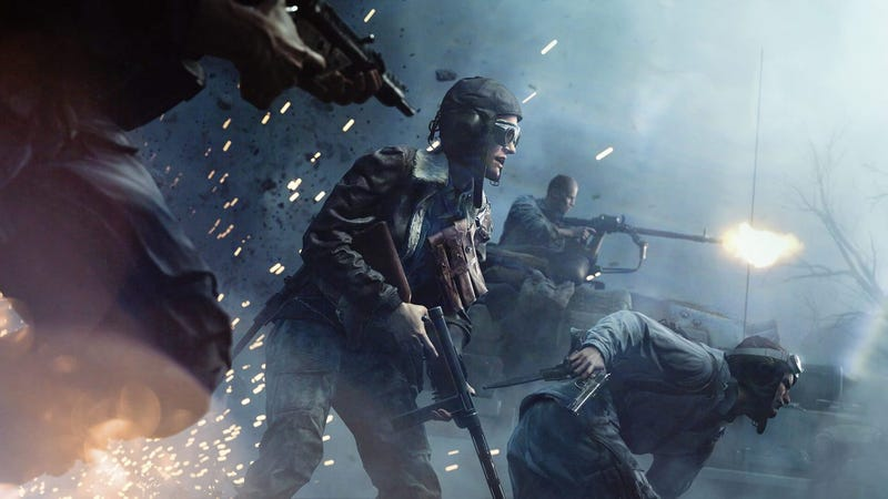 Illustration for article titled Battlefield V Delayed Away From Call of Duty And Red Dead 2