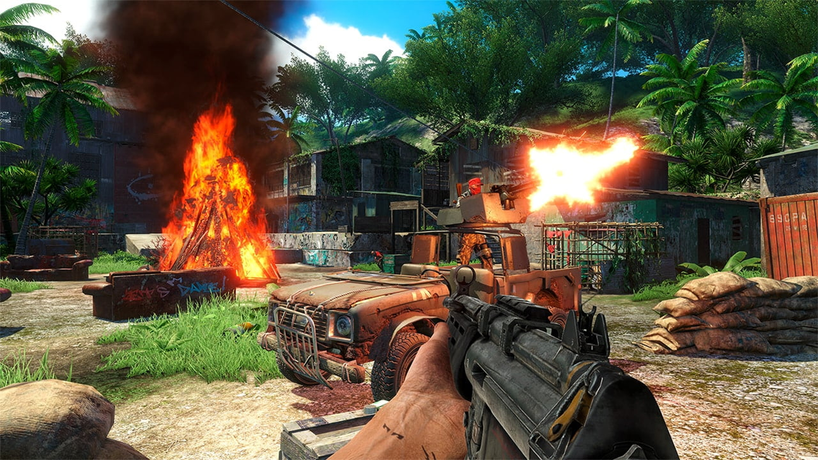 Far Cry 3 Classic Edition Is A Good Port With One Annoying Problem