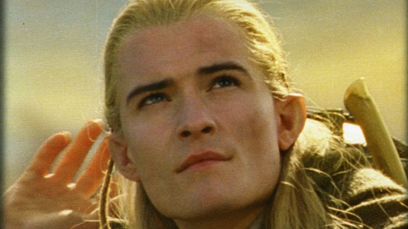 Illustration for article titled Yes, Orlando Bloom will definitely be back for The Hobbit