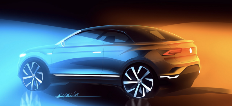 Illustration for article titled The compact convertible is dead.  Long live the compact SUV convertible.
