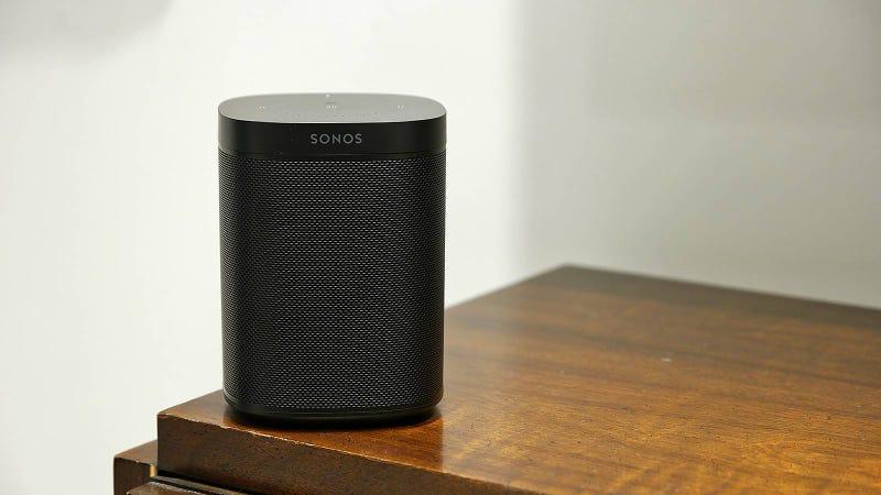 Sonos One + $50 Amazon Gift Card | $199 | Amazon