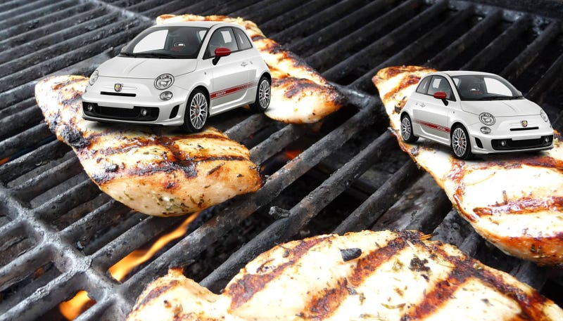 Illustration for article titled You Can't Call Yourself A Car Guy Until You've Tasted Chicken Fiat