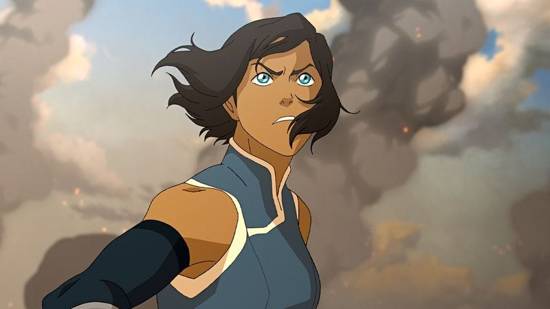 Tv reviews the legend of korra the legend of korra day of the colossusthe last stand voltagebd Image collections