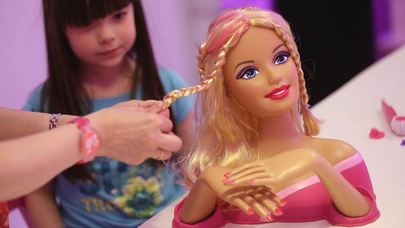 Illustration for article titled Mom Flips Lid Because Kid's Barbie Sounds Like It's Saying 'Fuck'
