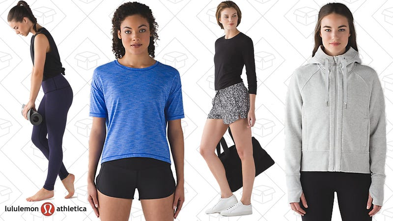 Lululemon's We Made Too Much Sale