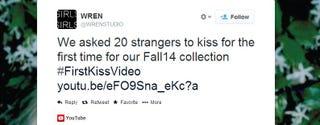 Illustration for article titled Aljas reklám az idegenekkel csókolózós megasikeres videó