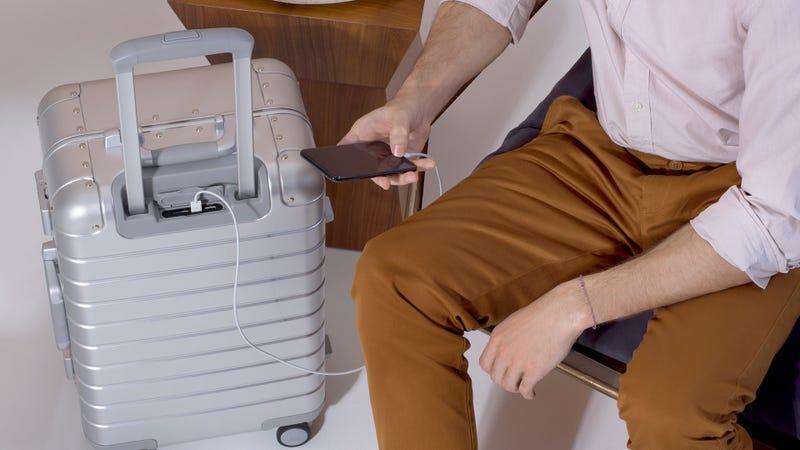 Away Aluminum Edition Luggage | $475-$595