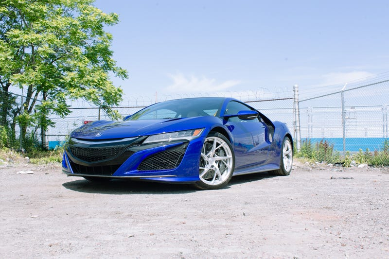 Buyers Are Getting Massive Discounts On The Acura NSX