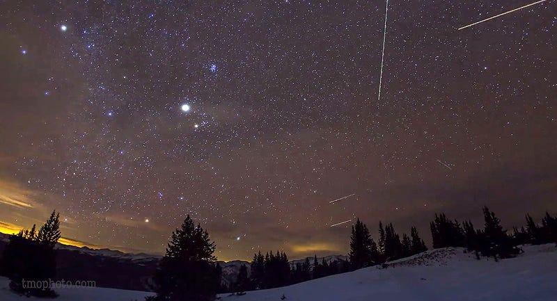 Illustration for article titled Cómo y cuándo ver la lluvia de meteoritos de las Perseidas