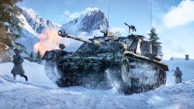 Battlefield V's 'Tides Of War' Challenges Keep The Game Fresh