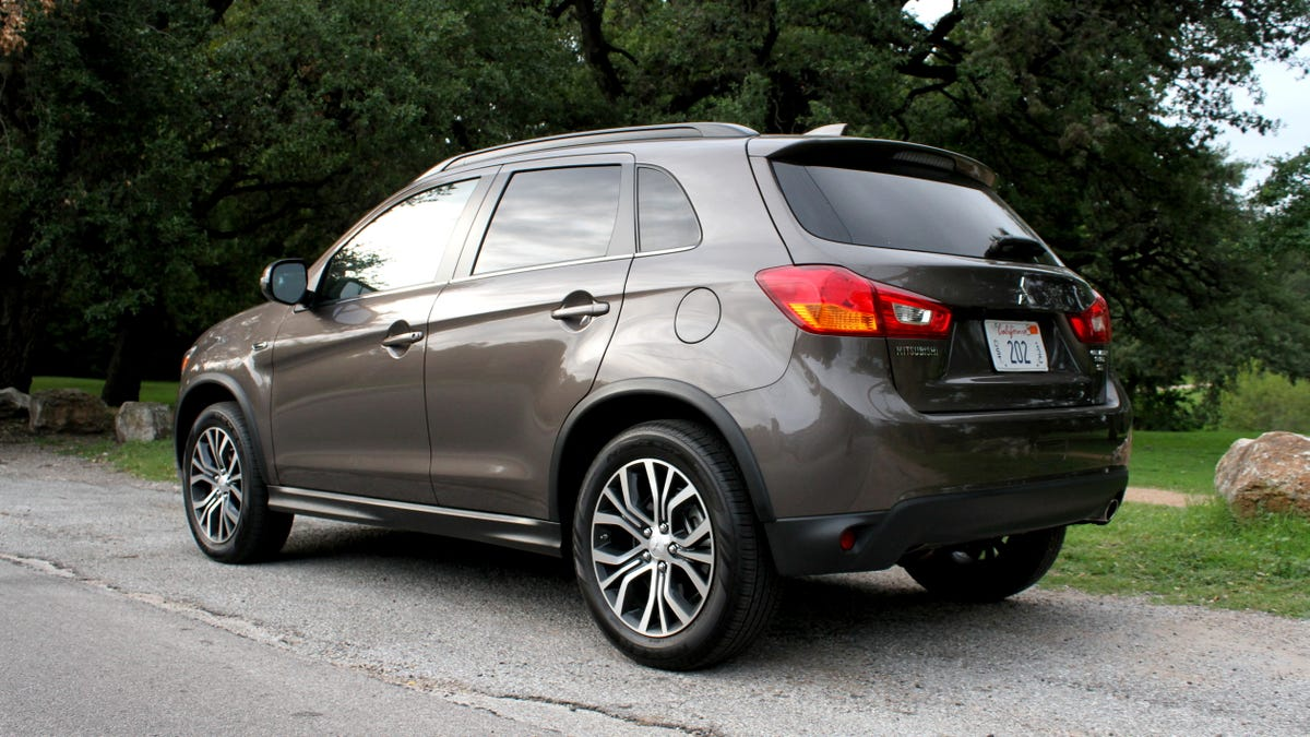 I Hate The 2017 Mitsubishi Outlander Sport And Everything It Stands For